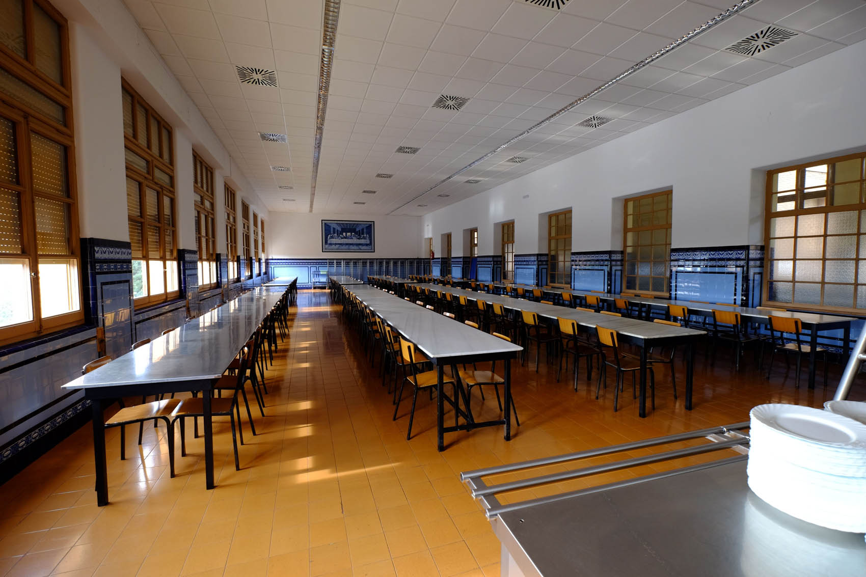 menjador edificis seminari