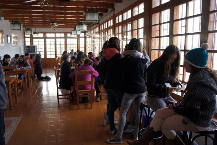 cafeteria sagrada familia