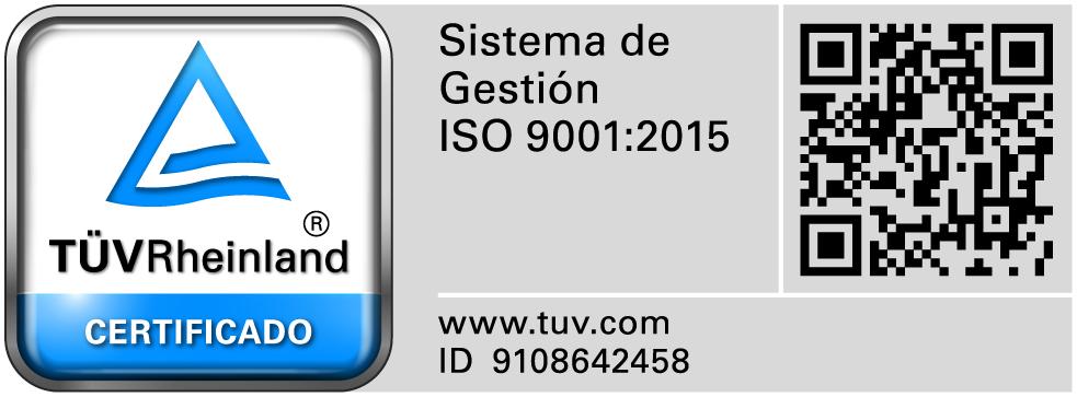 Certificat Iso 9001_2015