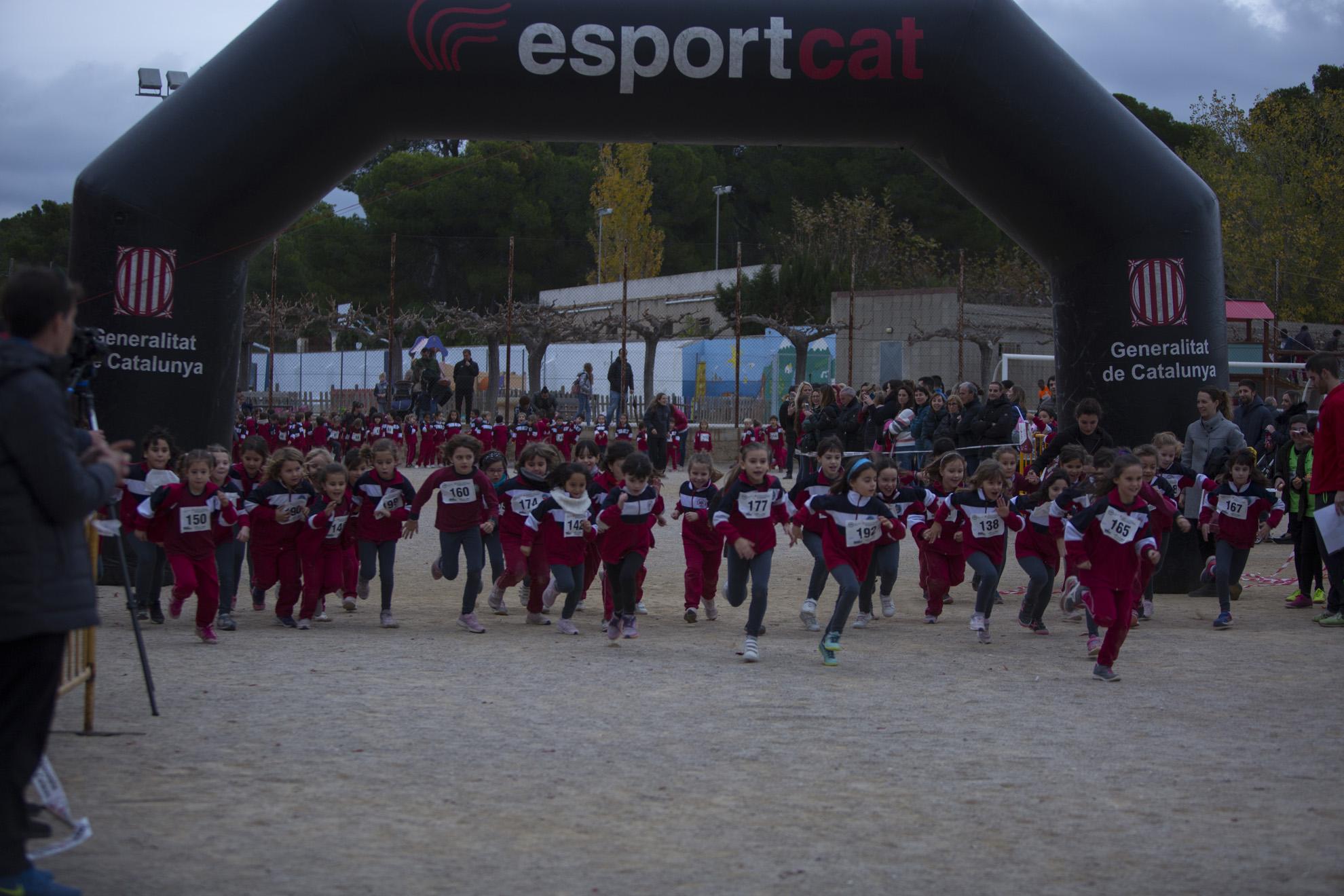 I Cros Escolar Col·legi Diocesà Sagrada Família 2019
