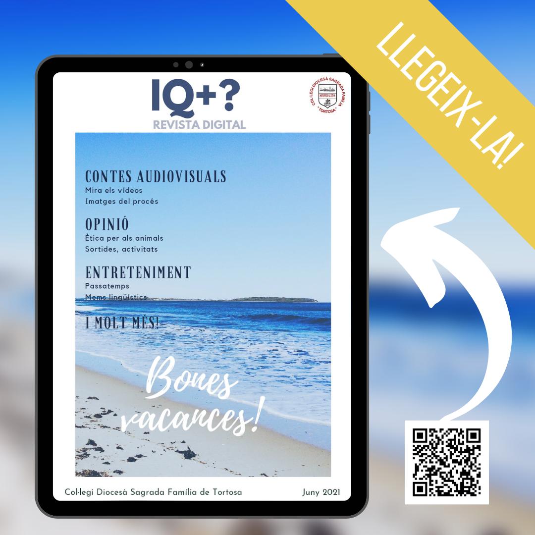IQ+? Revista Digital