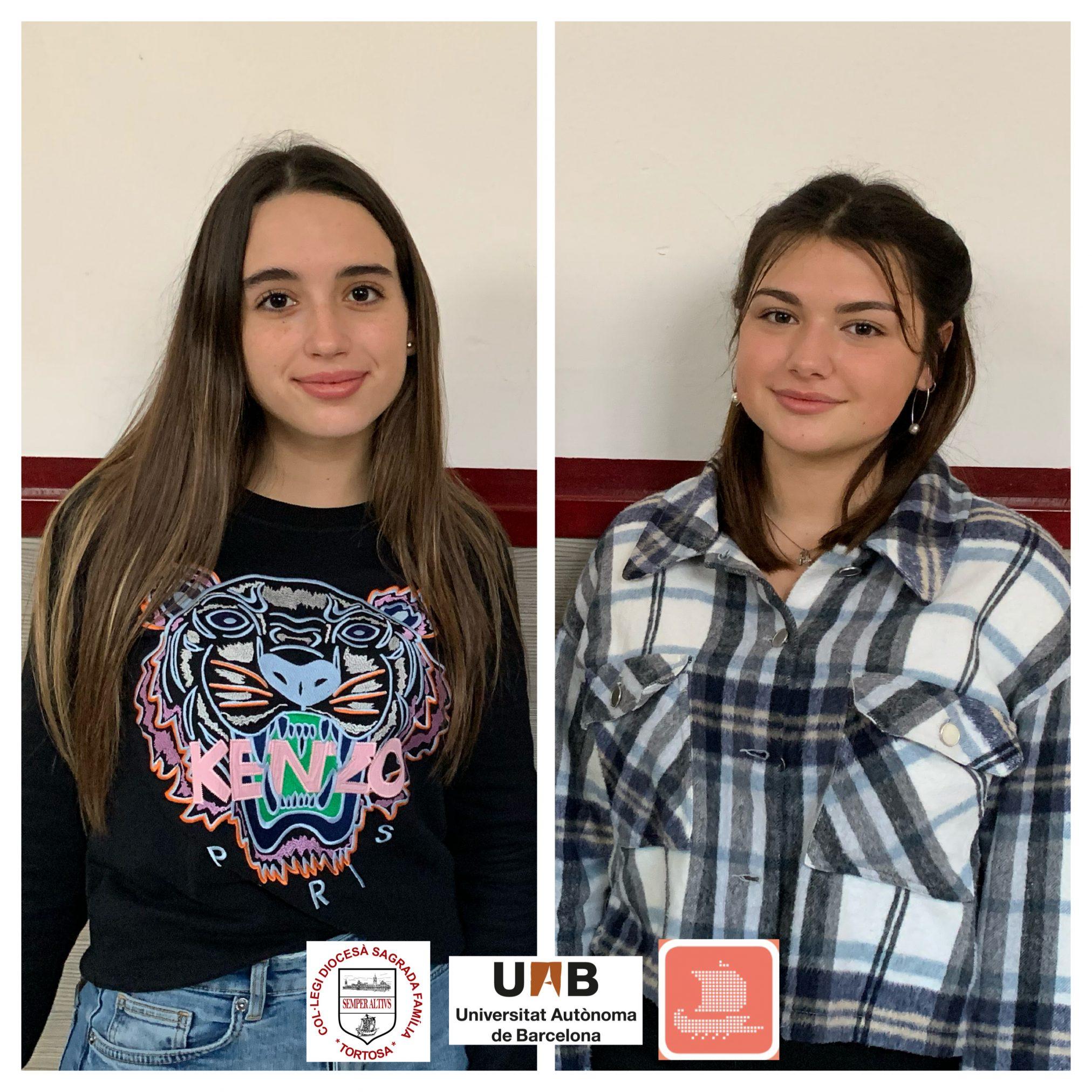 Estudiants seleccionades al Programa Argó (UAB)